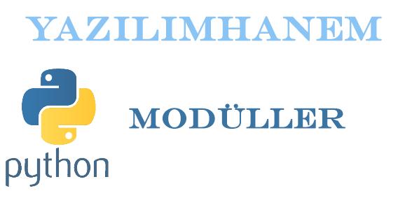 Python Modüller