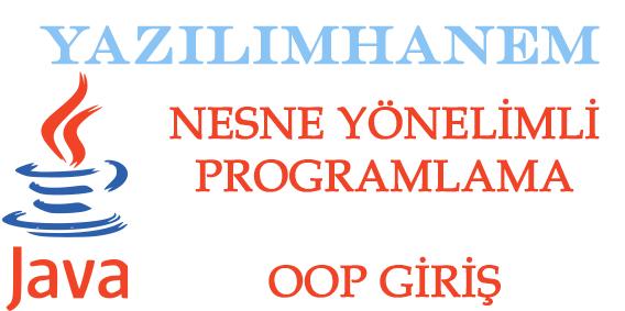 Nesne Yönelimli Programlama OOP