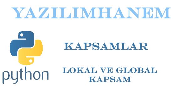 Global Kapsam ve Lokal Kapsam